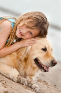 http://www.dreamstime.com/stock-photo-girl-her-dog-image24446220