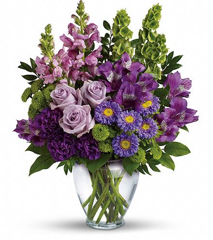 Summer Themed Flower Arrangement